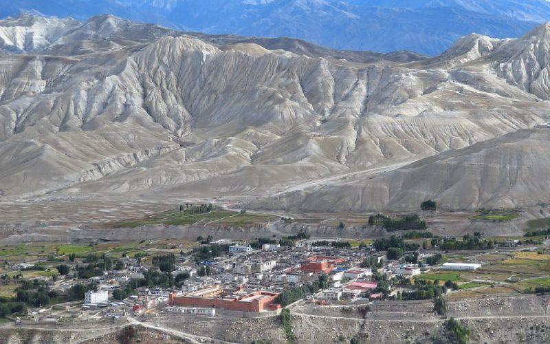 Upper-Mustang trek