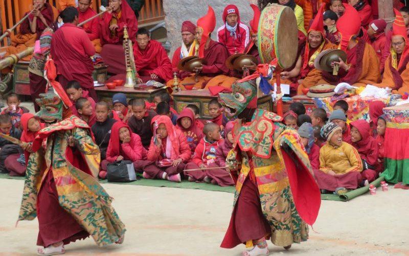 Mustang Tiji Festival